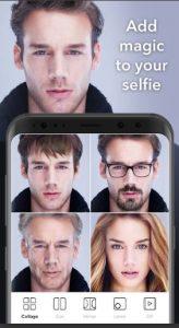 اپلیکیشن تغییر چهره و پیرکردن